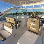 Albemarle 27 Dual Console Helm
