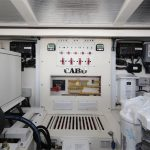 Cabo 40 Express Engine Room