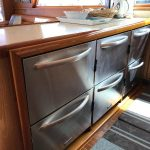 Bertram 54 Galley Dish Washer