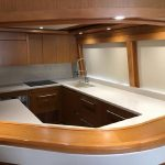 Bertram 800 Galley