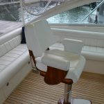 Cabo 45 Express Helm Chair