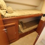 Cabo 48 Flybridge Double Bed