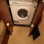 Cabo 48 Flybridge Clothes Washer