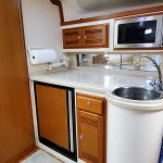 Cabo 31 Express Galley