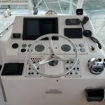 Cabo 31 Express Helm