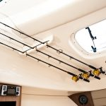 Boston Whaler 285 Conquest Rod Stowage