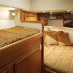 Cabo 52 Flybridge Starboard Stateroom