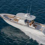 Valhalla Boatworks V 37 Running