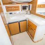 Cabo 35 Express Galley