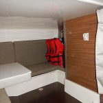Boston Whaler 345 Conquest Pilothouse Storage