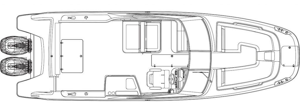 Boston Whaler 270 Vantage Specifications