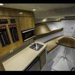 Albemarle 27 Express Lounge