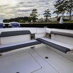 Albemarle 31 Dual Console Stern Seating