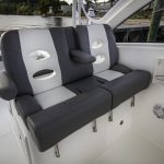 Albemarle 31 Dual Console Seating