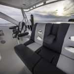Albemarle 31 Dual Console Helm Seating