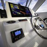 Albemarle 31 Dual Console Steering