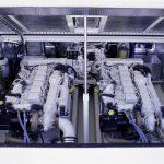 Albemarle 32 Express Engine
