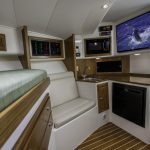 Albemarle 32 Express Lounge