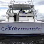 Albemarle 36 Express Stern