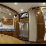 Albemarle 36 Express Lounge