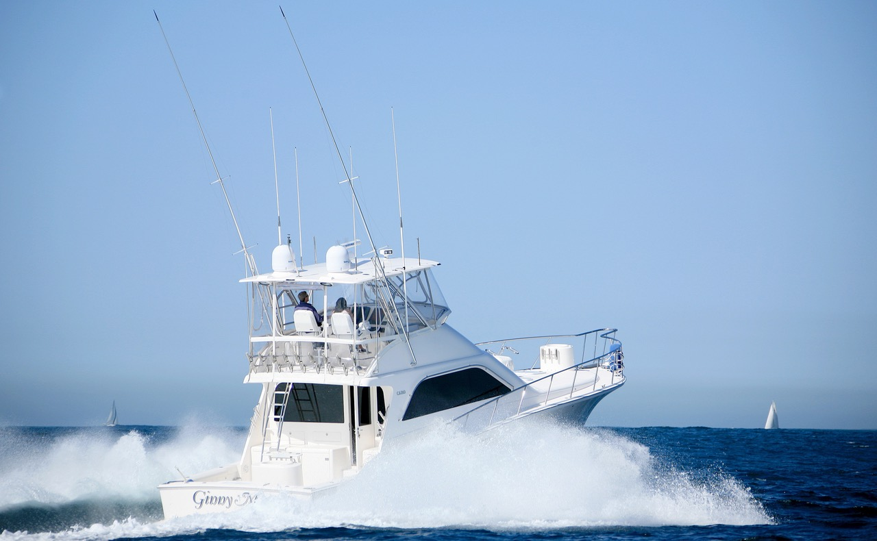 Cabo 48 Running Offshore