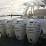 Boston Whaler 380 Realm Engines