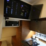 Boston Whaler 405 Conquest Electronics