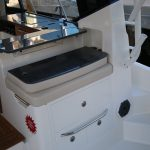 Boston Whaler 405 Conquest Seating