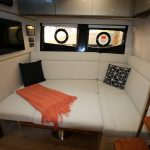 Boston Whaler 405 Conquest Couch