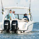 Boston Whaler 270 Vantage Fishing