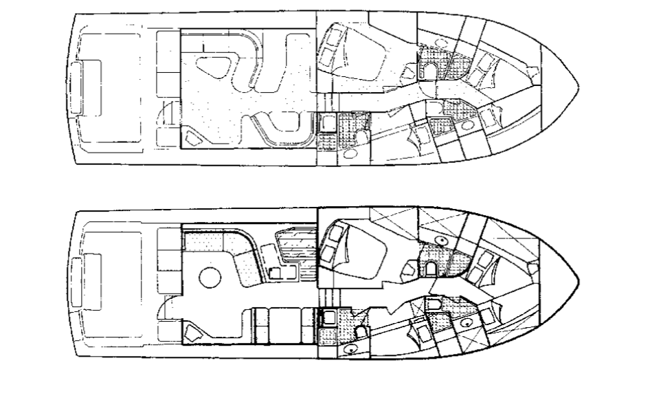 Bertram 54 Specifications