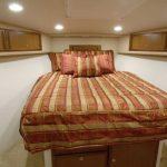 Cabo 38 Flybridge Bed