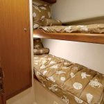 Cabo 38 Flybridge Double Bed