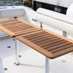 Boston Whaler 420 Outrage Tables