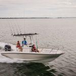 Boston Whaler 240 Dauntless Runnning