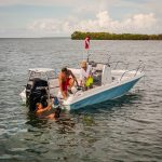 Boston Whaler 210 Dauntless lifestyle