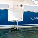 Boston Whaler 330 Outrage Ladder