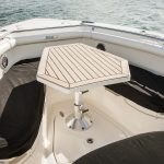 Boston Whaler 350 Outrage Bow Table