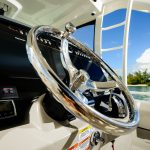 Boston Whaler 420 Outrage Helm
