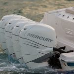 Boston Whaler 420 Outrage Engines