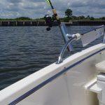 Boston Whaler 130 Super Sport Rod Holder