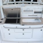 Boston Whaler 380 Outrage Grill