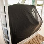 Boston Whaler 350 Outrage Helm Cover