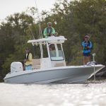 Boston Whaler 240 Dauntless Pro Fishing