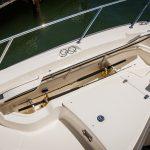 Boston Whaler 240 Dauntless Stowage
