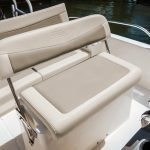 Boston Whaler 210 Dauntless Seating