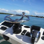 Boston Whaler 240 Dauntless Pro Helm