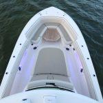 Boston Whaler 380 Outrage Bow