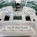 Boston Whaler 240 Dauntless Pro Stern