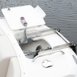 Boston Whaler 230 Vantage Deck Locker